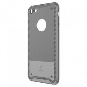Capac de protectie Baseus Shield Case pentru iPhone 7, Gri2