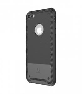 Capac de protectie Baseus Shield Case pentru iPhone 7, Negru [1]