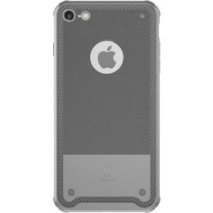Capac de protectie Baseus Shield Case pentru iPhone 8, Gri0