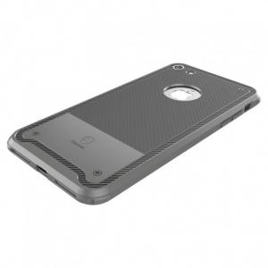 Capac de protectie Baseus Shield Case pentru iPhone 8, Gri3