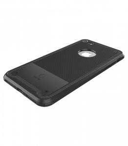 Capac de protectie Baseus Shield Case pentru iPhone 8, Negru2