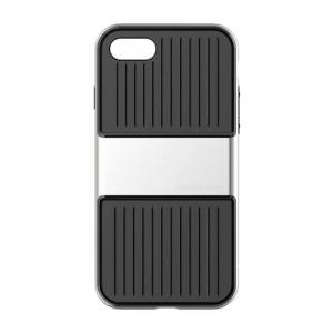 Capac de protectie Baseus Travel Case pentru iPhone 7, Argintiu2