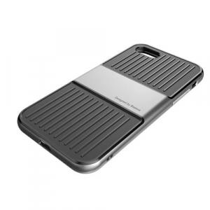 Capac de protectie Baseus Travel Case pentru iPhone 7, Gri2