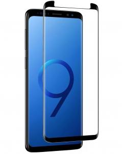 Folie sticla curbata Full Glue Samsung Galaxy S9, Negru [0]