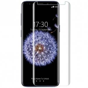 Folie sticla curbata UV Full Glue Samsung Galaxy S9 Plus0