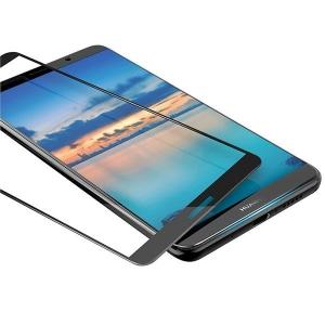 Folie sticla securizata 5D Full Glue Huawei Mate 10 Lite, Negru2