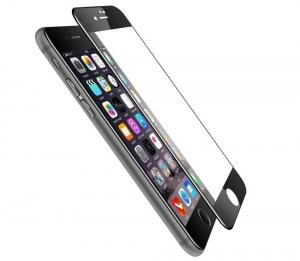 Folie sticla securizata 5D Full Glue iPhone 8 Plus, Negru [1]