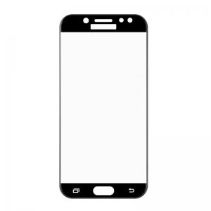 Folie sticla securizata 5D Full Glue Samsung Galaxy J7 (2017), Negru1