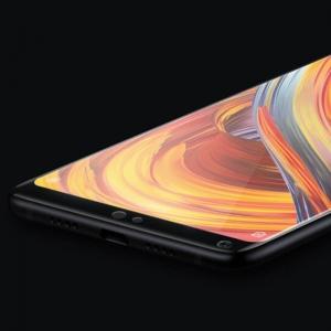 Folie sticla securizata 5D Full Glue Xiaomi Mi Mix 2, Negru3