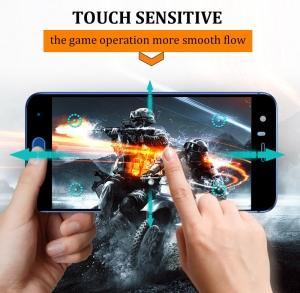 Folie sticla securizata Full Glue Huawei Honor 9, Black2