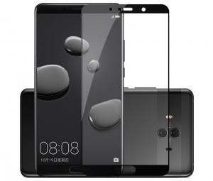 Folie sticla securizata Full Glue Huawei Mate 10, Black0