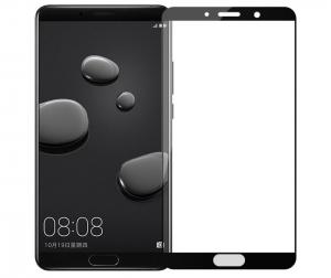 Folie sticla securizata Full Glue Huawei Mate 10, Black1