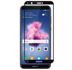 Folie sticla securizata Full Glue Huawei P Smart, Negru0