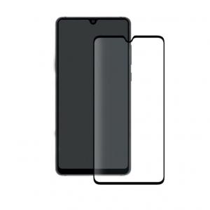 Folie sticla securizata Full Glue pentru Huawei Mate 20, Negru2