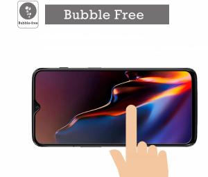 Folie sticla securizata Full Glue pentru OnePlus 6T, Negru [2]