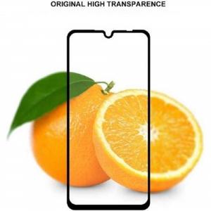 Folie sticla securizata Full Glue pentru Samsung Galaxy A50, Negru1