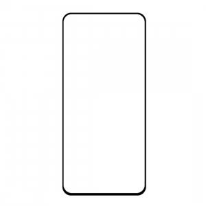 Folie sticla securizata Full Glue pentru Samsung Galaxy A80, Negru [1]