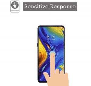 Folie sticla securizata Full Glue pentru Xiaomi Mi MIX 3, Negru4