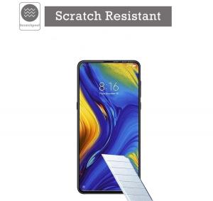 Folie sticla securizata Full Glue pentru Xiaomi Mi MIX 3, Negru2
