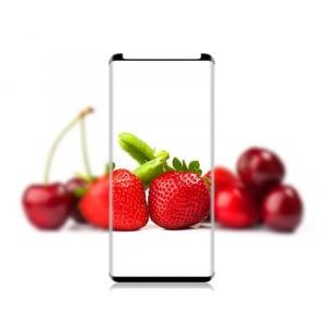 Folie sticla securizata curbata Full Glue Samsung Galaxy Note 9, Negru2