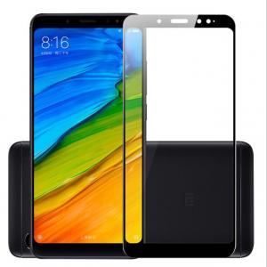 Folie sticla securizata Full Glue Xiaomi Redmi Note 5, Negru [2]