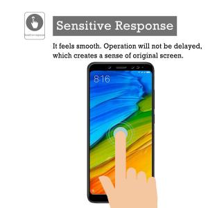Folie sticla securizata Full Glue Xiaomi Redmi Note 5, Negru [1]