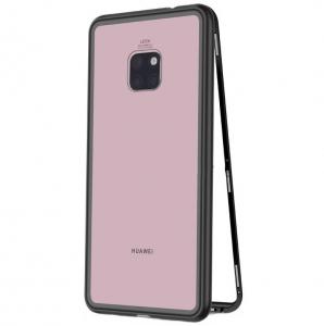 Husa 360 Magnetic Case pentru Huawei Mate 20 Pro, Negru0