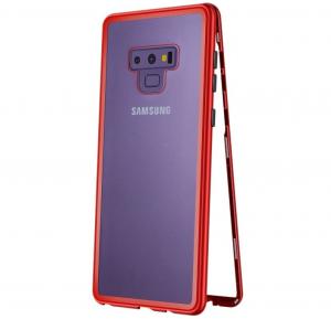 Husa 360 Magnetic Case pentru Samsung Galaxy Note 9, Red0