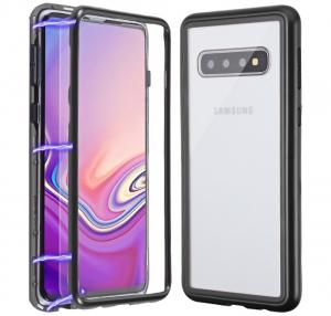 Husa 360 Magnetic Case pentru Samsung Galaxy S10+, Negru [0]