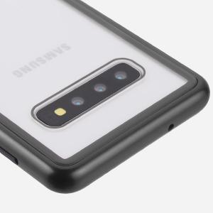 Husa 360 Magnetic Case pentru Samsung Galaxy S10+, Negru [2]