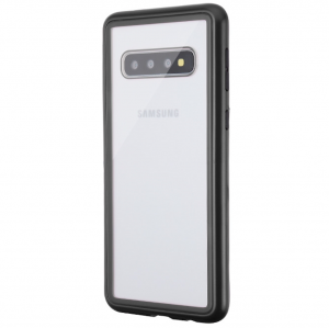 Husa 360 Magnetic Case pentru Samsung Galaxy S10, Negru1