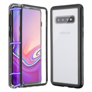 Husa 360 Magnetic Case pentru Samsung Galaxy S10, Negru0