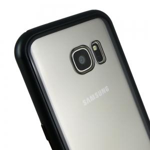 Husa 360 Magnetic Case pentru Samsung Galaxy S7, Negru [3]