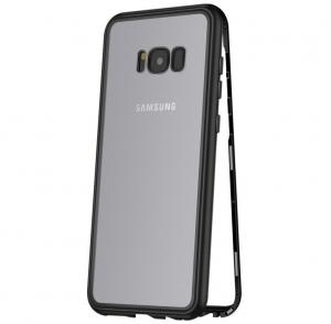 Husa 360 Magnetic Case pentru Samsung Galaxy S8, Negru0