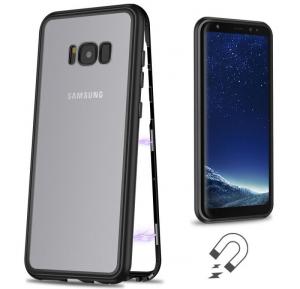 Husa 360 Magnetic Case pentru Samsung Galaxy S8 Plus, Negru1