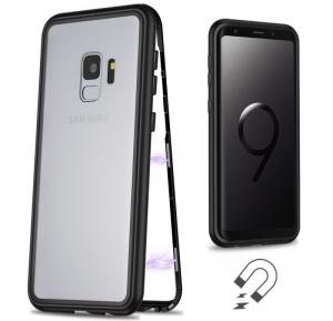 Husa 360 Magnetic Case pentru Samsung Galaxy S9, Negru1
