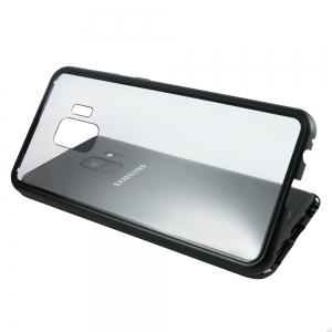 Husa 360 Magnetic Case pentru Samsung Galaxy S9, Negru3