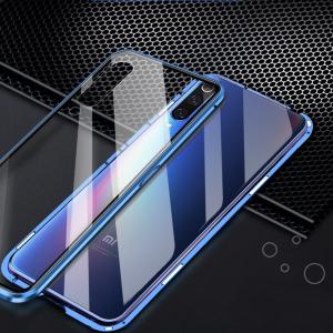 Husa 360 Magnetic Glass (sticla fata + spate) pentru Xiaomi Mi 9, Albastru3