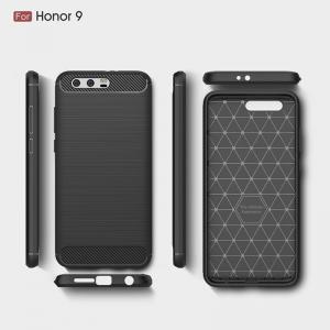 Husa Air Carbon Huawei Honor 9, Negru2