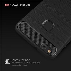 Husa Air Carbon Huawei P10 Lite, Negru2