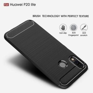 Husa Air Carbon Huawei P20 Lite, Negru4