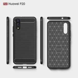 Husa Air Carbon Huawei P20, Negru3