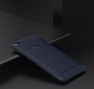 Husa Air Carbon Huawei P9 Lite 2017, Dark Blue1
