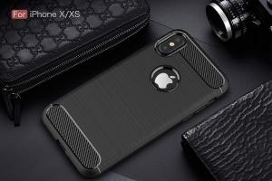 Husa Air Carbon iPhone X, Negru1