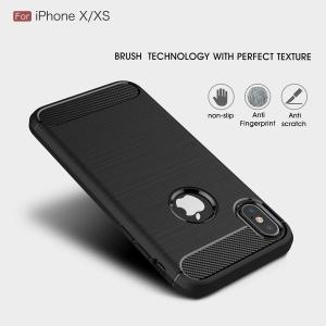 Husa Air Carbon iPhone X, Negru3