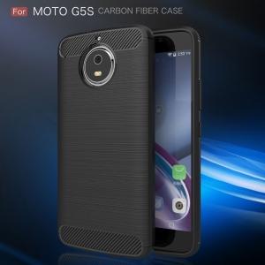 Husa Air Carbon Motorola Moto G5S, Negru [1]