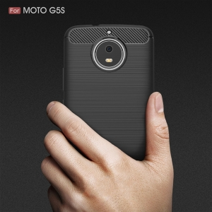 Husa Air Carbon Motorola Moto G5S, Negru [2]
