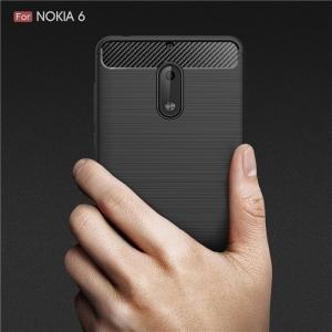 Husa Air Carbon Nokia 6, Negru [2]