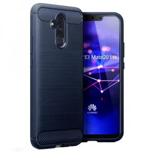 Husa Air Carbon pentru Huawei Mate 20 Lite, Dark Blue0