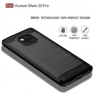 Husa Air Carbon pentru Huawei Mate 20 Pro, Negru1